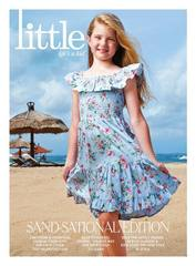We are on the COVER of Little Magazine (Feb-May 2015 issue)!