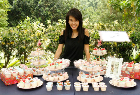 Sherine Chng Project Runway Baker