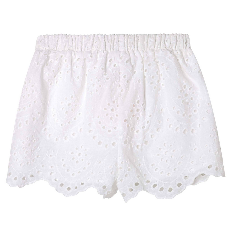 EVA LACE SHORTS