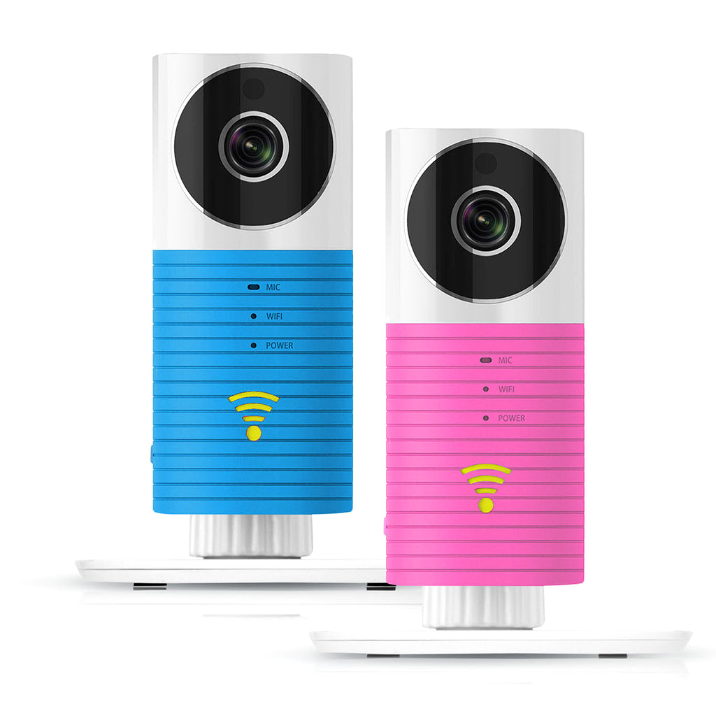 HD Wireless Smart WiFi Camera Video Baby Monitor Speaker