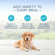 Load image into Gallery viewer, Blue Buffalo Homestyle Recipe Chicken Dinner with Garden Vegetables & Brown Rice Canned Dog Food
