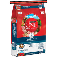 Load image into Gallery viewer, Purina ONE SmartBlend Large Breed Adult Dry Dog Food