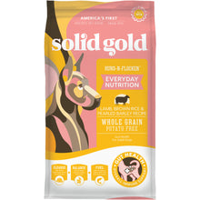 Load image into Gallery viewer, Solid Gold Hund-n-Flocken with Lamb Dry Dog Food