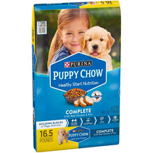 Load image into Gallery viewer, Purina Puppy Chow Complete Dry Dog Food