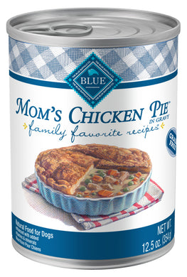 Blue Buffalo Family Favorites Mom's Chicken Pot Pie Canned Dog Food