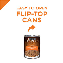 Load image into Gallery viewer, Purina Pro Plan Savor Chicken & Rice Entree Canned Adult Dog Food