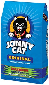 Jonny Cat Original Maximum Odor Control Clay Cat Litter