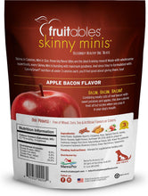 Load image into Gallery viewer, Fruitables Chewy Skinny Minis Apple Bacon Dog Treats