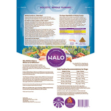 Load image into Gallery viewer, Halo Adult Grain Free Holistic Surf & Turf Recipe Dry Dog Food