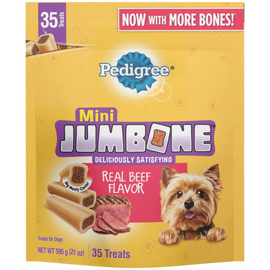 Pedigree Mini Jumbone Dog Treats