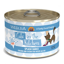 Load image into Gallery viewer, Weruva Cats in the Kitchen Splash Dance Canned Cat Food