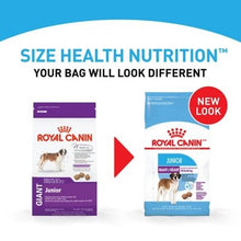 Load image into Gallery viewer, Royal Canin Giant Junior Dry Dog Food
