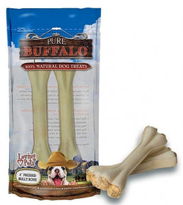 Pure Buffalo Pressed Bully Bone
