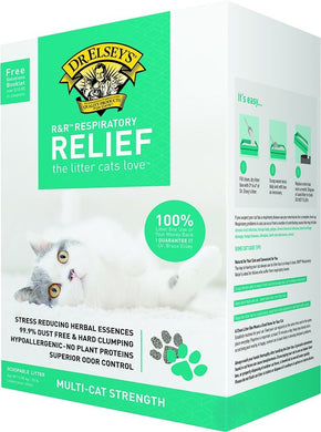 Dr. Elsey's Respiratory Relief Clumping Cat Litter