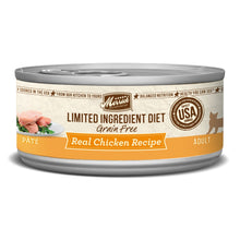 Load image into Gallery viewer, Merrick Limited Ingredient Diet Grain Free Real Chicken Pate Canned Cat Food