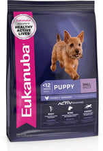 Load image into Gallery viewer, Eukanuba Puppy Early Advantage Small Breed Puppy Chicken Formula Dry Dog Food