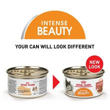 Load image into Gallery viewer, Royal Canin Feline Health Nutrition Intense Beauty Loaf in Sauce Canned Cat Food