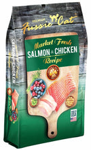 Load image into Gallery viewer, Fussie Cat Market Fresh Grain Free Salmon & Chicken Recipe Dry Cat Food