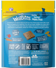 Load image into Gallery viewer, Wellness Natural Grain Free Wellbites Chicken and Lamb Recipe Dog Treats