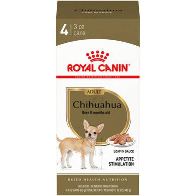 Royal Canin Breed Health Nutrition Chihuahua Adult Canned Dog Food