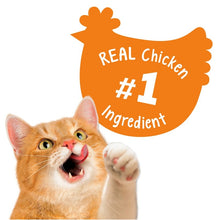Load image into Gallery viewer, Friskies Party Mix Chicken Lovers Crunch Cat Treats