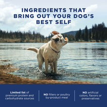 Load image into Gallery viewer, Natural Balance L.I.D. Limited Ingredient Diets Grain Free Adult Sweet Potato & Chicken Small Breed Bites Dry Dog Food