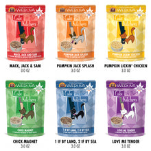 Load image into Gallery viewer, Weruva Grain Free Cats in the Kitchen Pouches Variety Pack