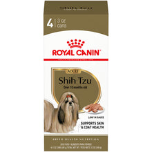 Load image into Gallery viewer, Royal Canin Breed Health Nutrition Adult Shih Tzu Canned Dog Food