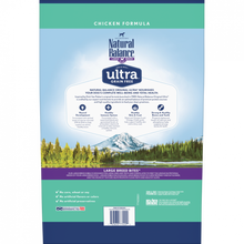 Load image into Gallery viewer, Natural Balance Original Ultra Grain Free Large Breed Bites Chicken Recipe Dry Dog Food