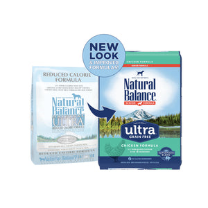 Natural Balance Original Ultra Grain Free Senior Recipe with Chicken Dry Dog Food