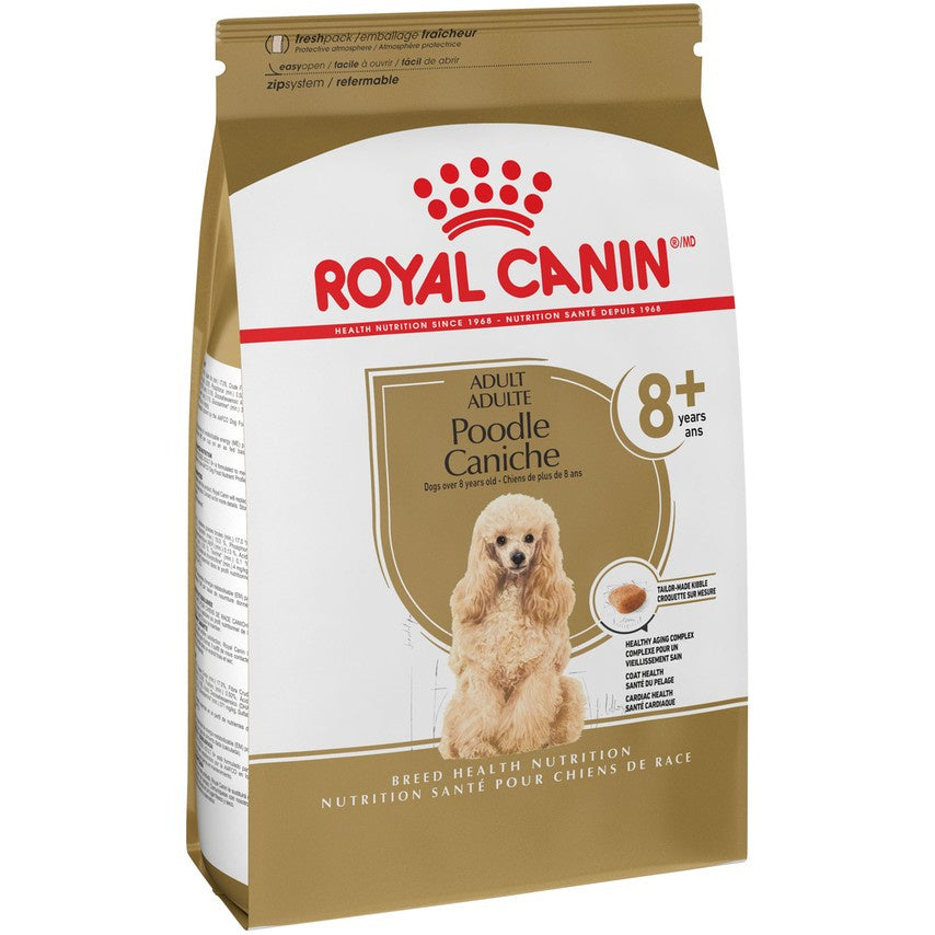 Royal Canin Poodle 8+ Adult Dry Dog Food