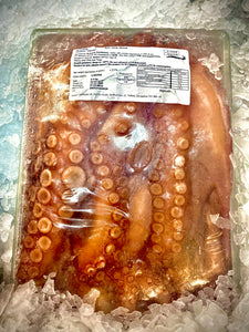 Pulpo luxury giant octopus (raw)