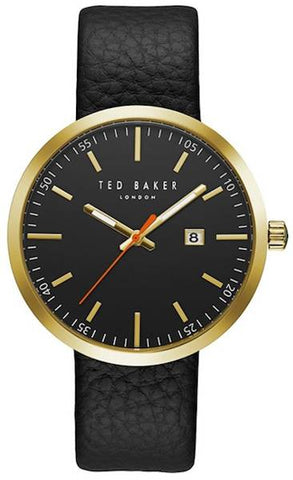 TED BAKER: Men's watch Jack 10031562 in gold and black - www.choubrand.com