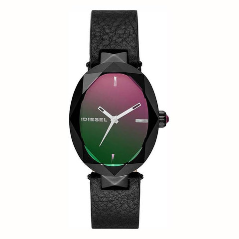 DIESEL: Women's watch DZ5578 in black - www.choubrand.com