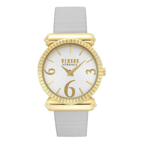 VERSUS VERSACE: Women's watch VSP1V0319 in white and gold - www.choubrand.com