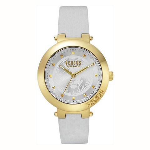 VERSUS VERSACE: Women's watch VSPLJ0219 in white/gold - www.choubrand.com