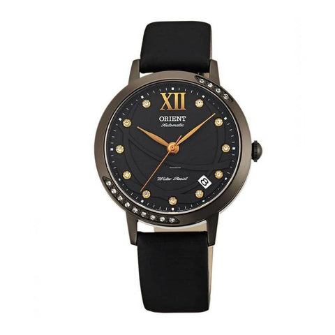 ORIENT: Women's watch FER2H001B0 in black - www.choubrand.com