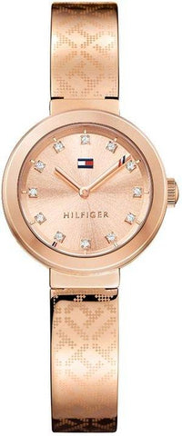 TOMMY HILFIGER: Women's watch Trend 1781715 in rose gold - www.choubrand.com