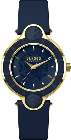 VERSUS VERSACE: Women's watch New Logo SCF040016 in blue - www.choubrand.com