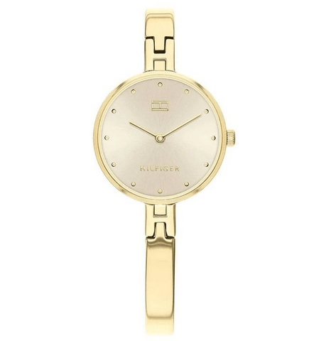 TOMMY HILFIGER: Women's watch 1782135 in gold - www.choubrand.com