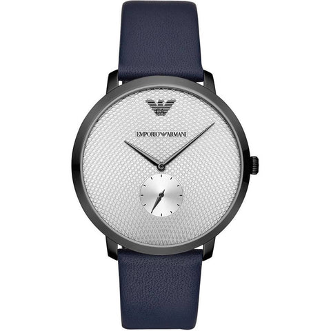 EMPORIO ARMANI: Men's watch AR11214 in blue/black/grey - www.choubrand.com