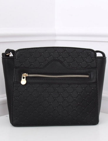 INELLO: All black crossbody bag - www.choubrand.com