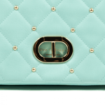DEE OCLEPPO: Venezia Quilted Flap crossbody bag - www.choubrand.com