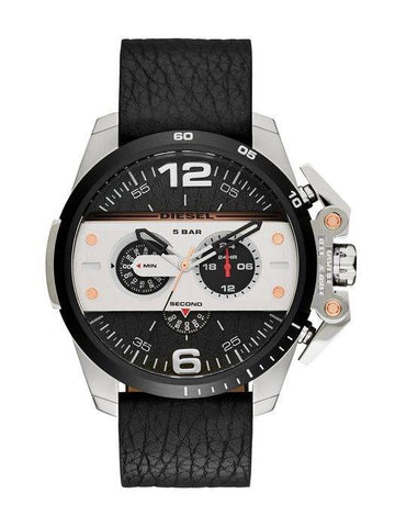 The Ironside DZ4361 men's watch by Diesel is a watch with a modern and unique design to make all your outfits stand out. The perfect watch for all men who are looking for elegance but at the same time want that sporty and bold style. - ChouBrand