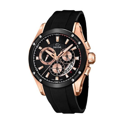 The Special Edition J691/1 men's watch by Jaguar is the perfect watch to all the men out there searching for a distinctive and high quality accessory. Swiss made. - ChouBrand