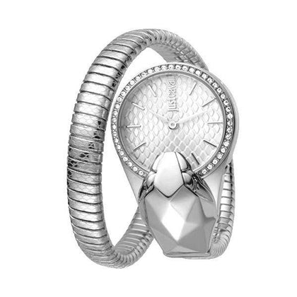 JUST CAVALLI: Women's watch JC1L067M0015 in silver - www.choubrand.com