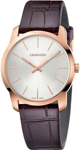CALVIN KLEIN: Women's watch City Extension K2G226G6 - www.choubrand.com