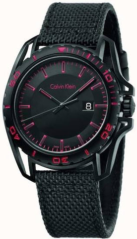 CALVIN KLEIN: Men's watch Earth K5Y31ZB1 - www.choubrand.com