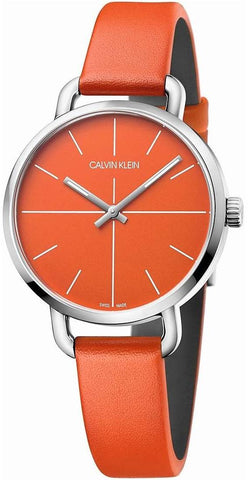 CALVIN KLEIN: Women's watch Even K7B231YM - www.choubrand.com