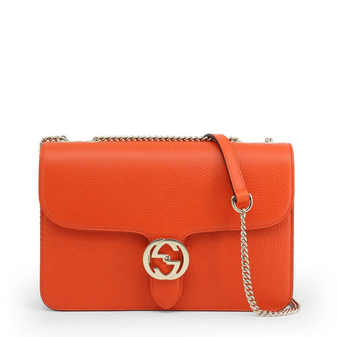 GUCCI: Crossbody bag 510303 in orange - www.choubrand.com